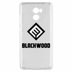 Чехол для Xiaomi Redmi 4 Blackwood Warface - FatLine