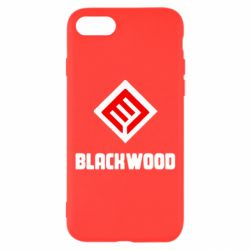 Чехол для iPhone 7 Blackwood Warface - FatLine
