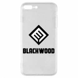 Чехол для iPhone 7 Plus Blackwood Warface - FatLine