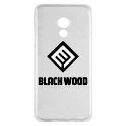 Чехол для Meizu Pro 6 Blackwood Warface - FatLine