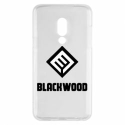 Чехол для Meizu 15 Blackwood Warface - FatLine