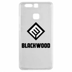 Чехол для Huawei P9 Blackwood Warface - FatLine