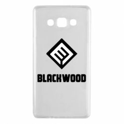 Чехол для Samsung A7 2015 Blackwood Warface - FatLine