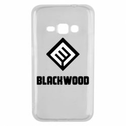 Чехол для Samsung J1 2016 Blackwood Warface - FatLine