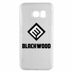 Чехол для Samsung S6 EDGE Blackwood Warface - FatLine
