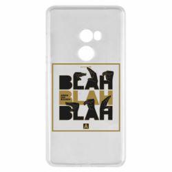 Чехол для Xiaomi Mi Mix 2 Blah Blah Blah