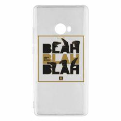 Чехол для Xiaomi Mi Note 2 Blah Blah Blah