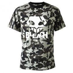 Камуфляжна футболка Bleach