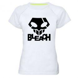 Жіноча спортивна футболка Bleach