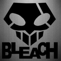 Наклейка Bleach