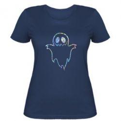 Жіноча футболка Блискуче приведення