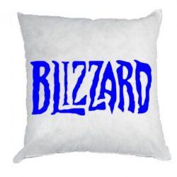 Подушка Blizzard Logo - FatLine