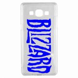 Чохол для Samsung A5 2015 Blizzard Logo