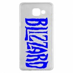 Чохол для Samsung A5 2016 Blizzard Logo