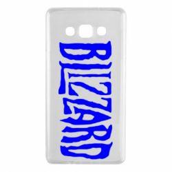Чохол для Samsung A7 2015 Blizzard Logo