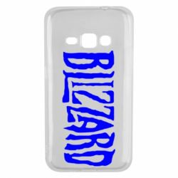 Чохол для Samsung J1 2016 Blizzard Logo
