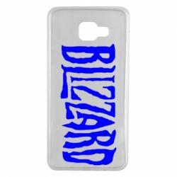 Чохол для Samsung A7 2016 Blizzard Logo