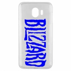 Чохол для Samsung J4 Blizzard Logo