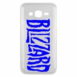 Чохол для Samsung J5 2015 Blizzard Logo