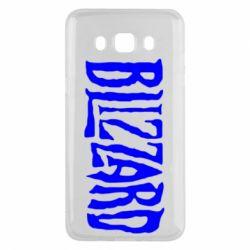 Чохол для Samsung J5 2016 Blizzard Logo