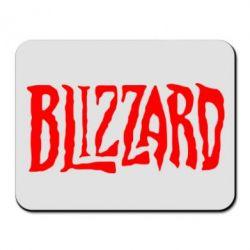 Коврик для мыши Blizzard Logo - FatLine