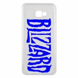 Чохол для Samsung J4 Plus 2018 Blizzard Logo