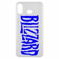 Чохол для Samsung A6s Blizzard Logo