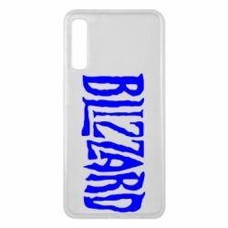 Чохол для Samsung A7 2018 Blizzard Logo