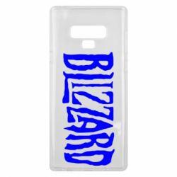 Чохол для Samsung Note 9 Blizzard Logo