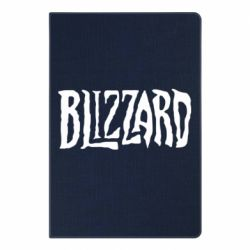 Блокнот А5 Blizzard Logo