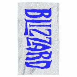 Рушник Blizzard Logo
