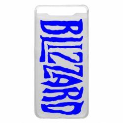 Чохол для Samsung A80 Blizzard Logo