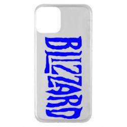 Чохол для iPhone 11 Blizzard Logo