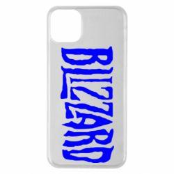 Чохол для iPhone 11 Pro Max Blizzard Logo