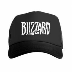 Кепка-тракер Blizzard Logo - FatLine