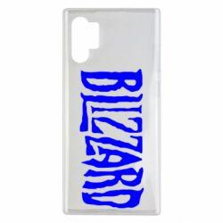 Чохол для Samsung Note 10 Plus Blizzard Logo
