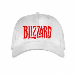 Детская кепка Blizzard Logo - FatLine