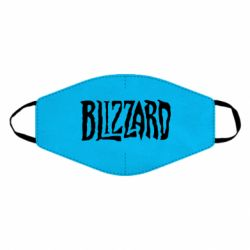 Маска для обличчя Blizzard Logo