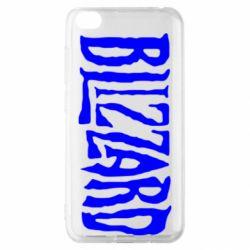 Чохол для Xiaomi Redmi Go Blizzard Logo