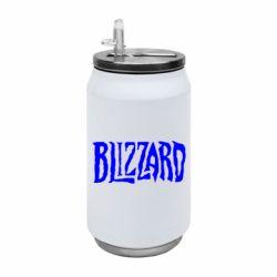 Термобанка 350ml Blizzard Logo