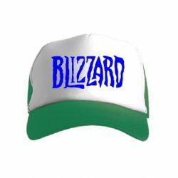 Дитяча кепка-тракер Blizzard Logo
