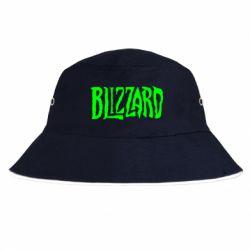 Панама Blizzard Logo