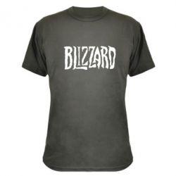 Камуфляжная футболка Blizzard Logo - FatLine