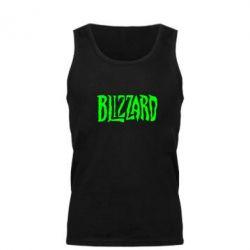 Мужская майка Blizzard Logo - FatLine