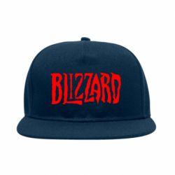 Снепбек Blizzard Logo - FatLine