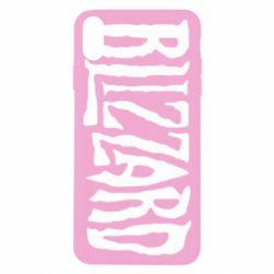 Чохол для iPhone X/Xs Blizzard Logo