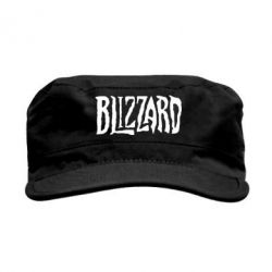 Кепка милитари Blizzard Logo - FatLine