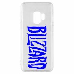 Чохол для Samsung S9 Blizzard Logo