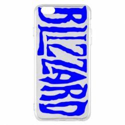 Чохол для iPhone 6 Plus/6S Plus Blizzard Logo