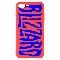 Чохол для iPhone 8 Plus Blizzard Logo
